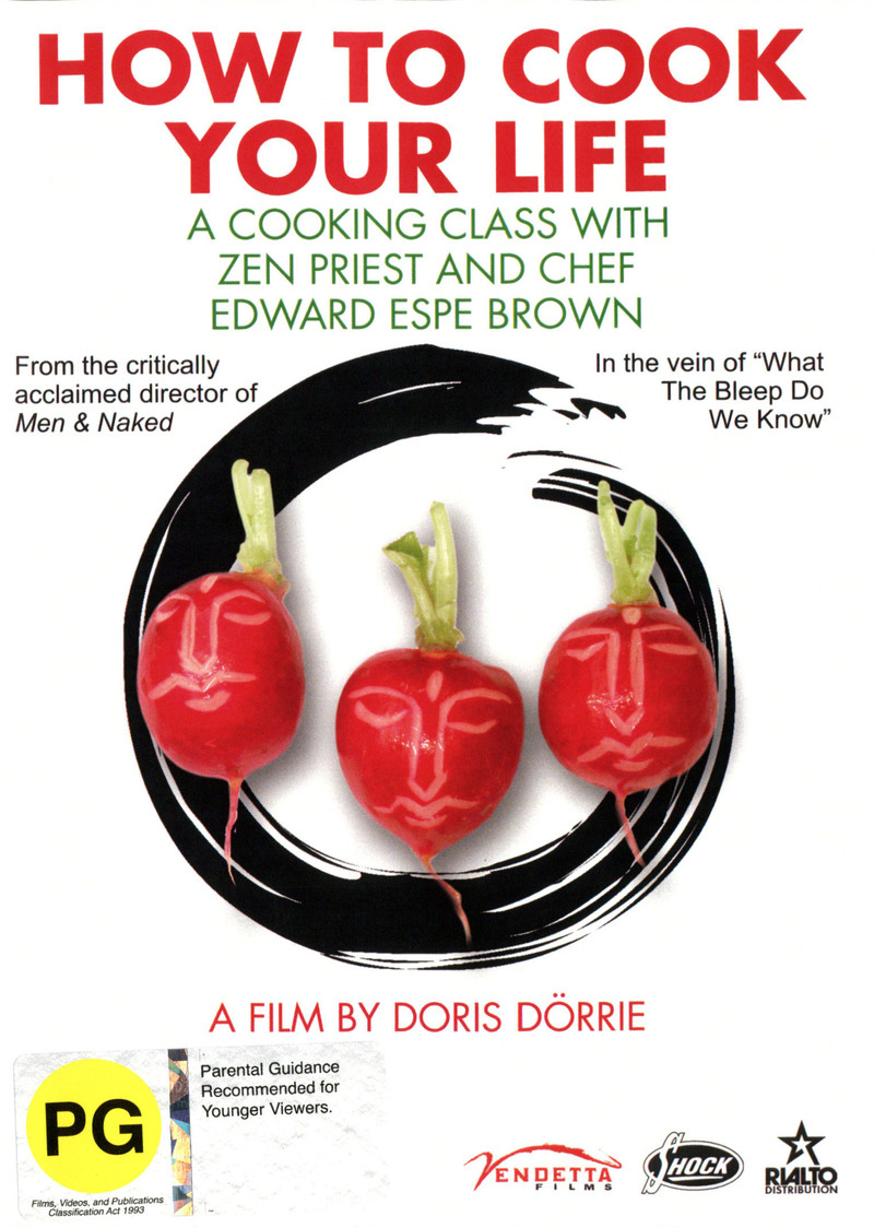 How To Cook Your Life on DVD image
