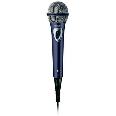 Philips Full size karaoke microphone