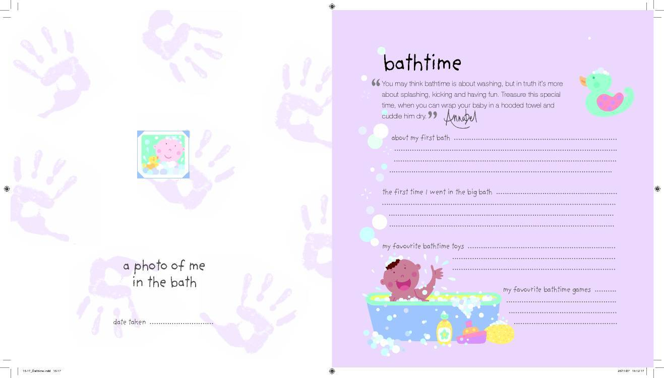 Baby's First Year: Memories for Life by Annabel Karmel image