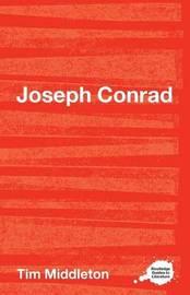 Joseph Conrad by Tim Middleton image