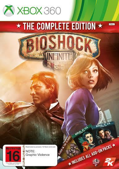 BioShock Infinite: The Complete Edition for X360