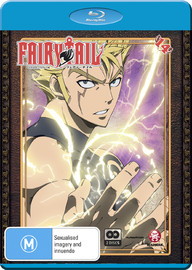 Fairy Tail - Collection 14 on Blu-ray