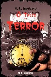 H. R. Harrison's 3 Tales of Terror by H.R. Harrison image
