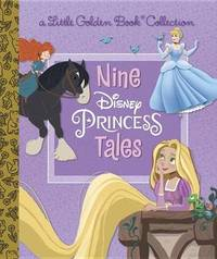 Nine Disney Princess Tales (Disney Princess) by Random House Disney