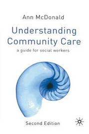 Understanding Community Care by Ann McDonald image