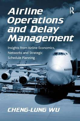 Airline Operations and Delay Management by Cheng-Lung Wu image