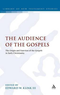 The Audience of the Gospels