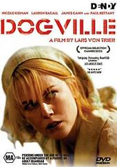 Dogville on DVD