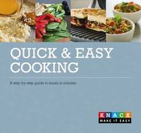 Quick and Easy Cooking by Linda Johnson Larsen image