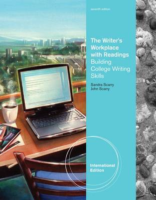 The Writer's Workplace by Sandra Scarry