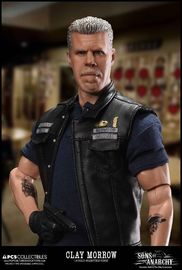 "Sons of Anarchy: Clay Morrow - 12"" Action Figure"
