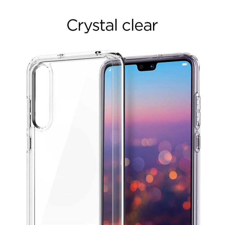 innovative design 44128 12291 Spigen Huawei P20 Pro Ultra Hybrid Case Crystal Clear