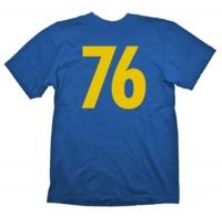 "Fallout T-Shirt ""Vault 76"", S"