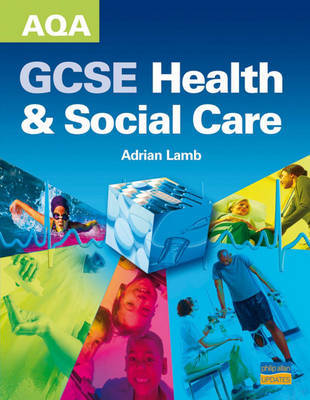 AQA GCSE Health and Social Care: Textbook by A. Lamb image