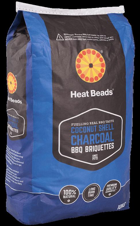 Heat Beads 4kg Coconut BBQ Charcoal Briquettes