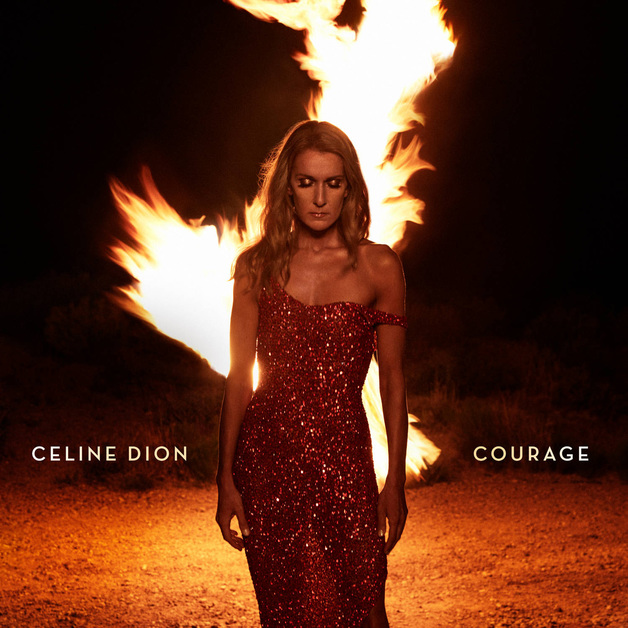 Courage [Deluxe Edition] by Celine Dion
