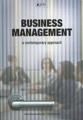 Business Management by Cecile Nieuwenhuizen image
