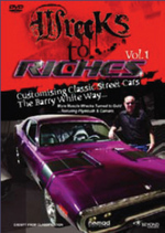 Wrecks To Riches - Vol. 1 on DVD