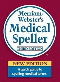 Merriam Webster's Medical Speller image