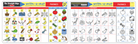 Melissa & Doug: Phonics Write-a-Mat