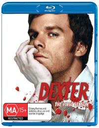 Dexter - The Complete First Season on Blu-ray