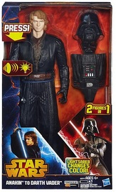 Star Wars - Anakin to Darth Vader Action Figure image