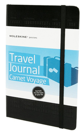 Moleskine Travel Journal (Passions)