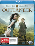 Outlander - Season 1: Volume 1 on Blu-ray