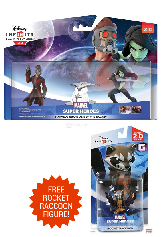 Disney Infinity 2 0 Marvel Super Heroes Guardians Of The Galaxy Play Set Buy Now At