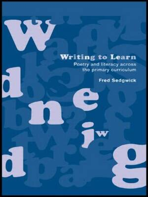 Writing to Learn by Fred Sedgwick image