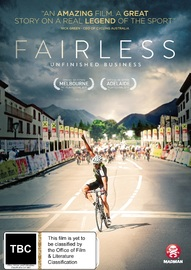 Fairless on DVD