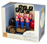 Orange Tree Toys: Vintage Collection - Soldier Skittles On Wheels