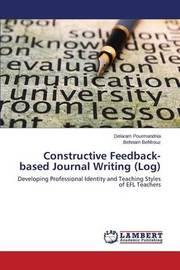 Constructive Feedback-Based Journal Writing (Log) by Pourmandnia Delaram