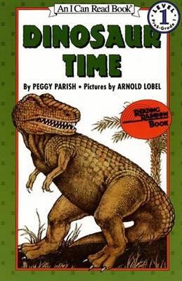 Dinosaur Time by Peggy Parish image