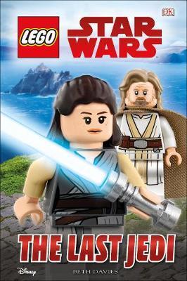 LEGO Star Wars The Last Jedi by Beth Davies image