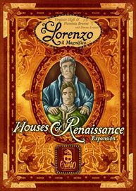 Lorenzo Magnifico: Houses of Renaissance - Expansion