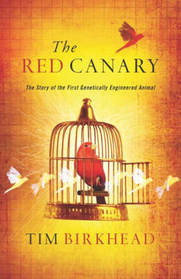 The Red Canary by Tim Birkhead image