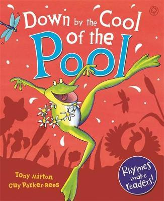 Down by the Cool of the Pool by Tony Mitton image