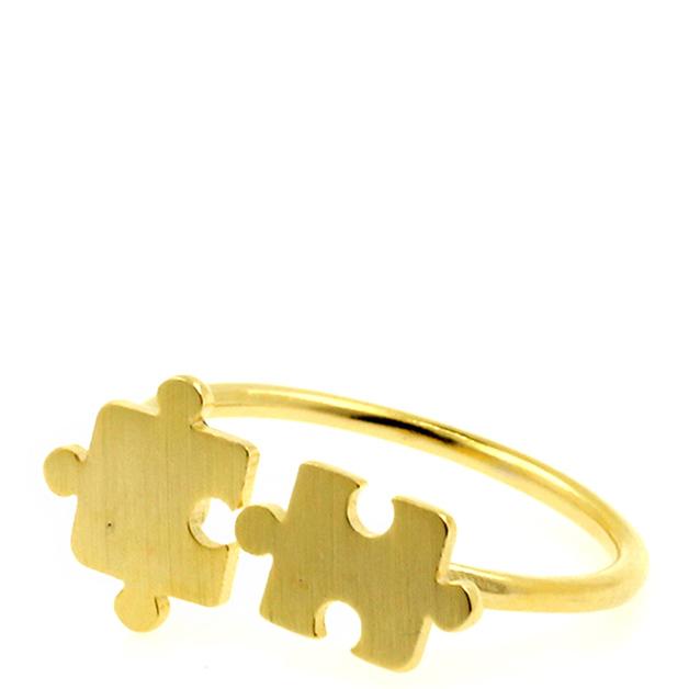 Short Story: Ring Jigsaw Gold