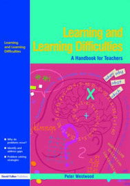 Learning and Learning Difficulties by Peter Westwood image