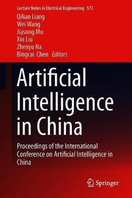 Artificial Intelligence in China
