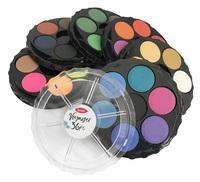 Jasart Voyager: Watercolour Discs - Set of 36