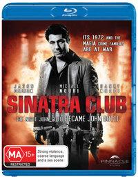 Sinatra Club on Blu-ray