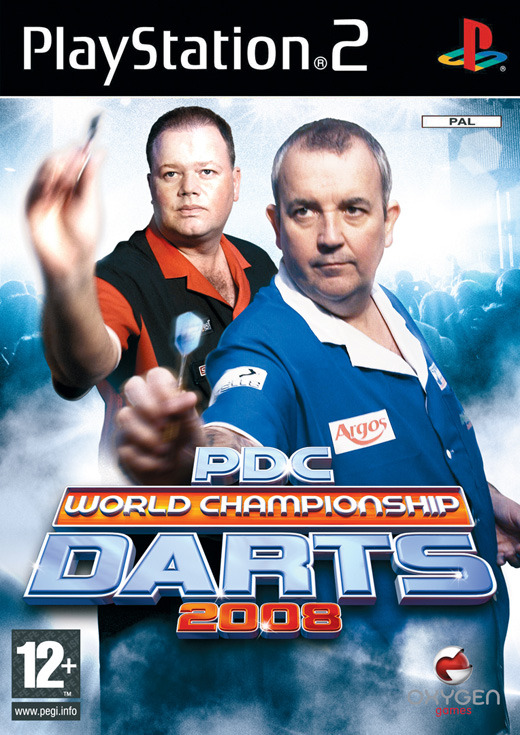World Championship Darts 2008 for PlayStation 2