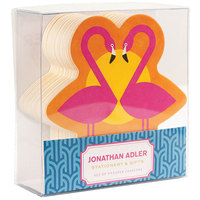 Jonathan Adler Paper Coasters - Flamingo (20)