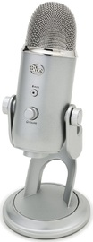 Blue Microphones Yeti Multi-Pattern USB Microphone (Silver) for