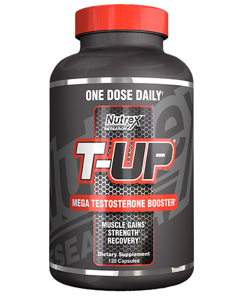 Nutrex Research T-UP Testosterone Booster image