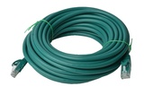 8ware: Cat 6a UTP Ethernet Cable Snagless - 5m (Green)