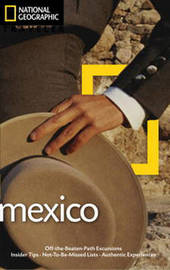 National Geographic Traveler Mexico, 3rd Edition by Jane Onstott image