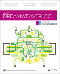 Dreamweaver CC Digital Classroom by Michael Arguin